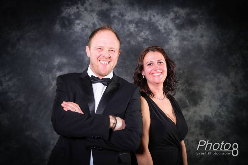charity ball photography