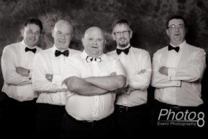 Black tie photography   Charity ball   The Villa   Preston