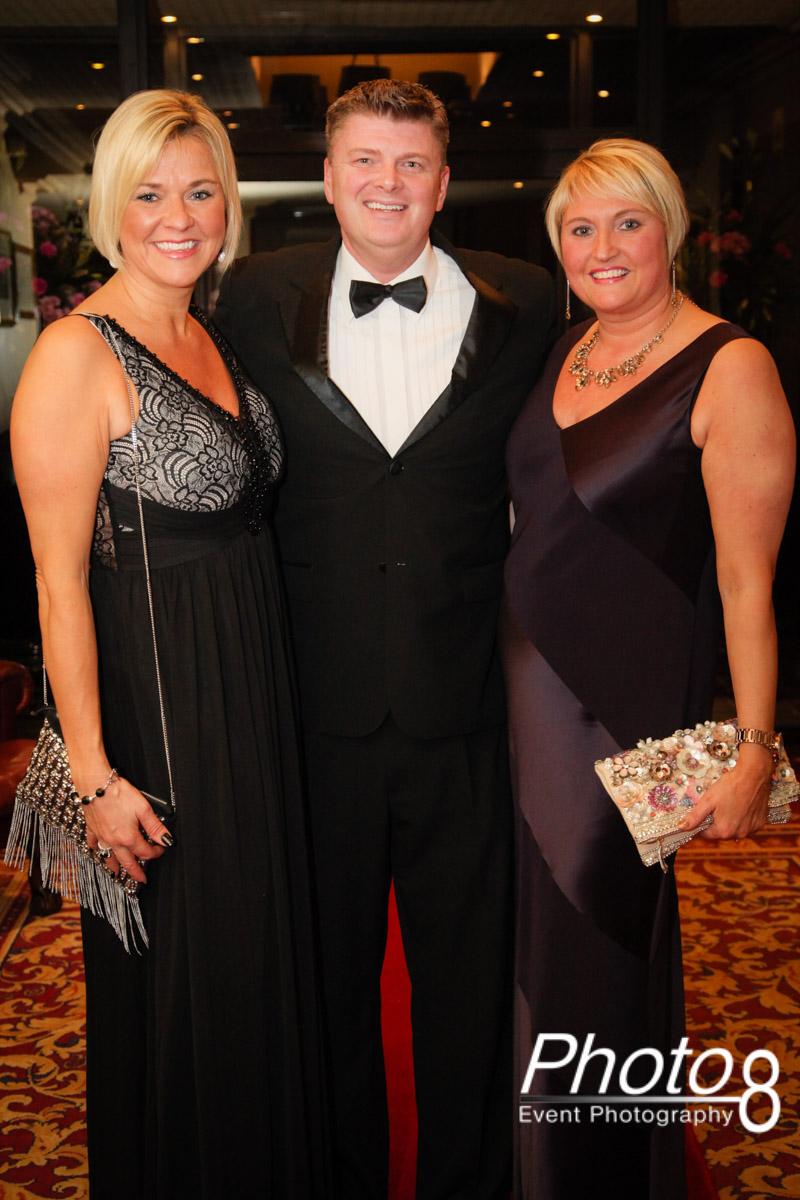 charity ball photography