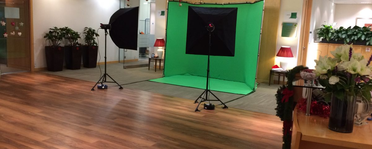 green screen studio hire london