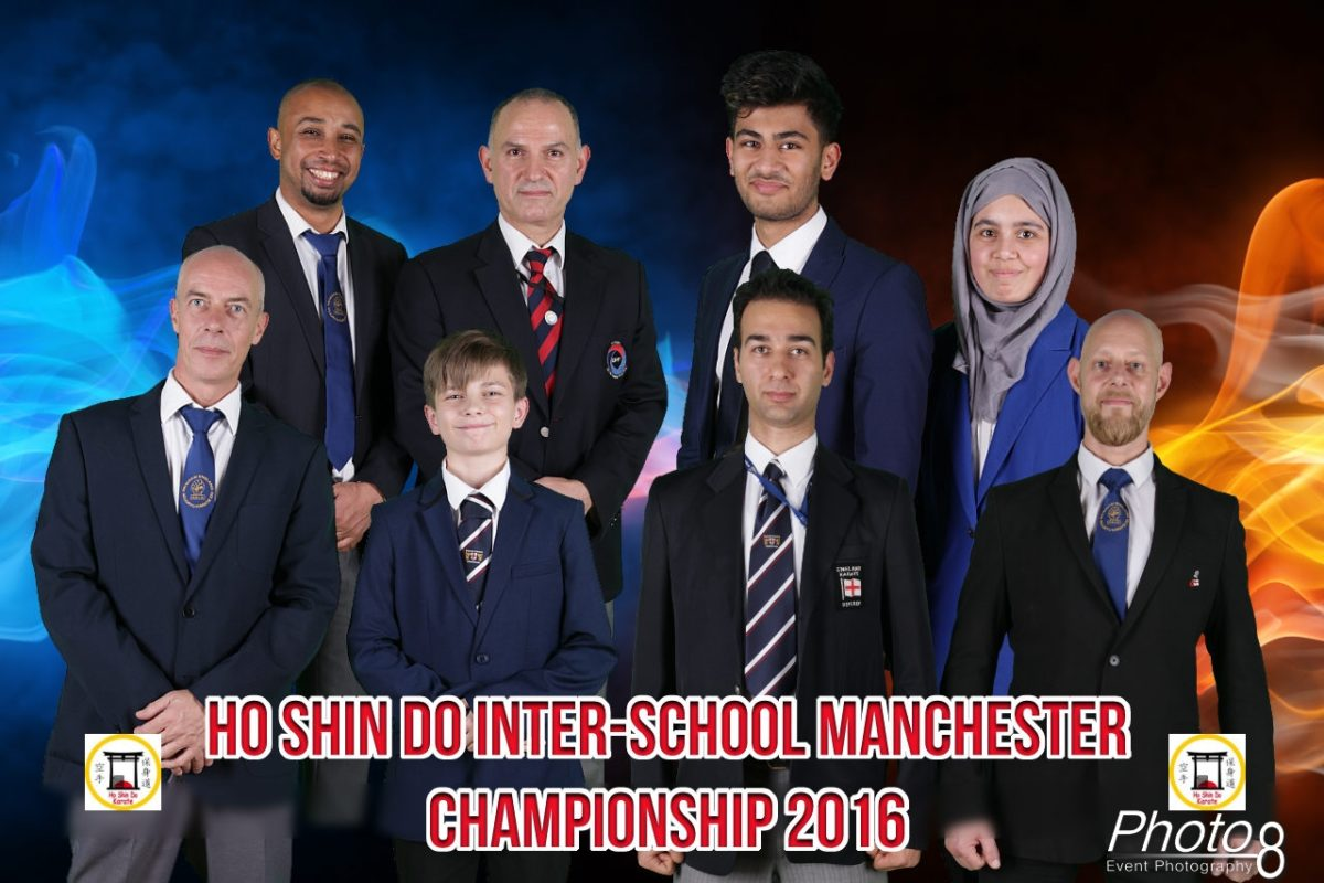 Hoshindo Karate Inter-School Championship Manchester – Photos
