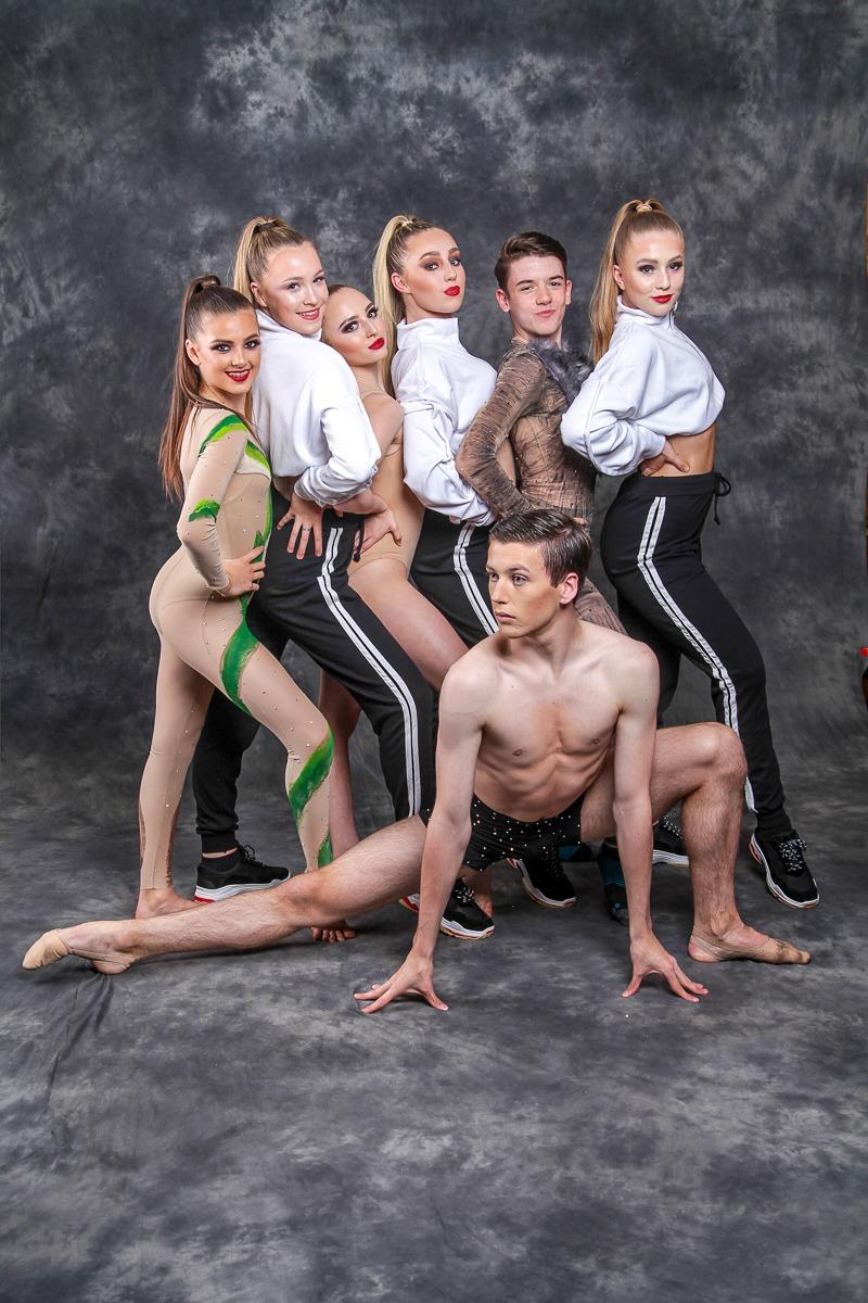 Dance photography