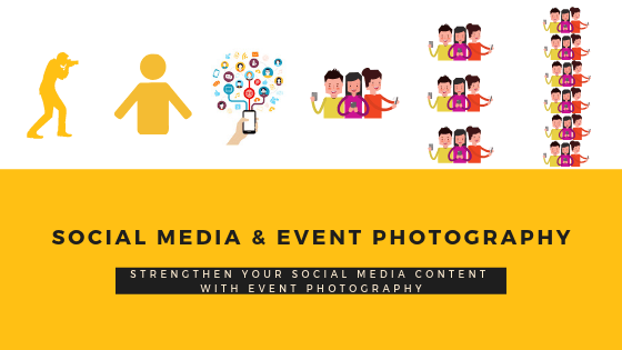 Social Media & Event photography