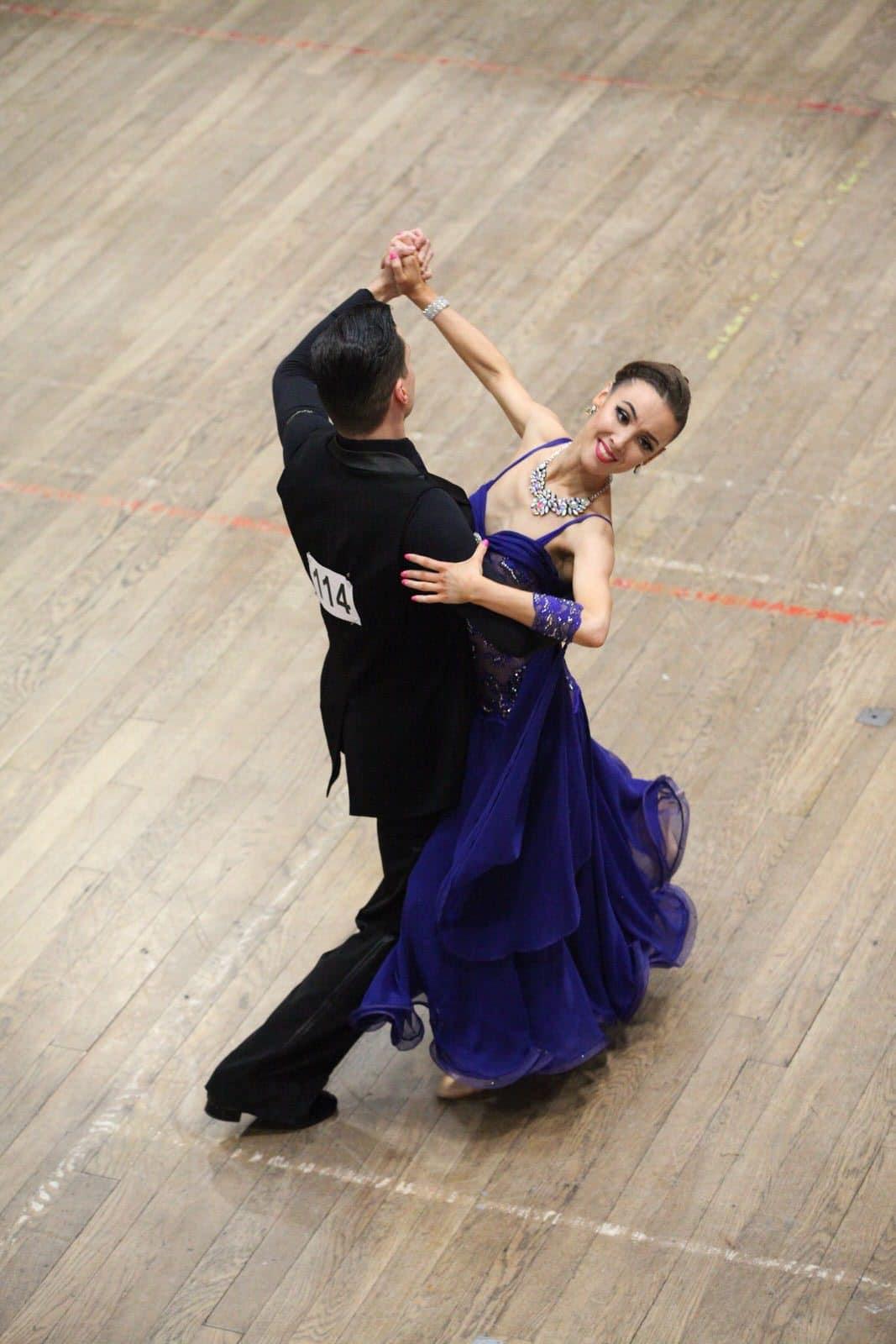 Latino dance photographer